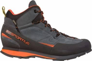 La Sportiva Boulder X Mid GTX - Grigio scuro (900304)