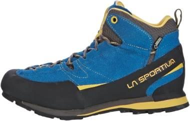 La Sportiva Boulder X Mid GTX - Blue (BY)