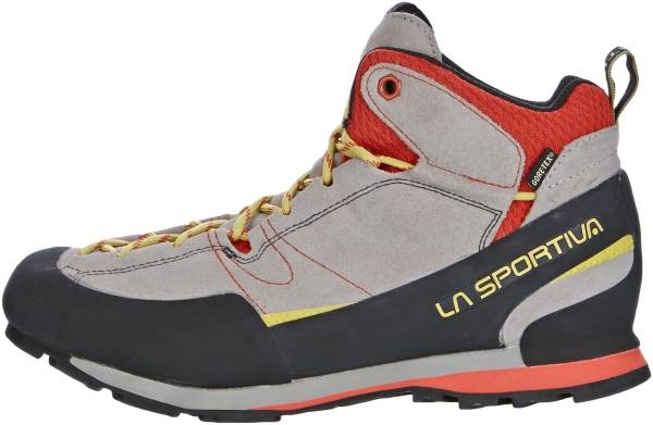 La Sportiva Boulder X Mid GTX - Multicolore Grey Red 000