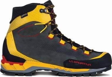 La Sportiva Trango Tech Leather GTX - Black Yellow (999100)