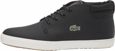 Lacoste Ampthill - Black/Off-white (38CMA0028454)