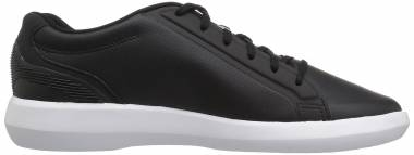 Lacoste Avantor - Black Dark Grey Synthetic