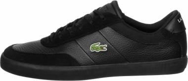 Lacoste Court-Master - Black/Black (39CMA006302H)