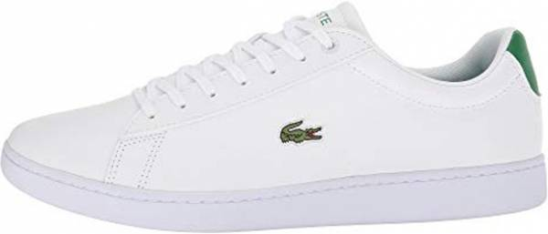 Lacoste Hydez White/Green