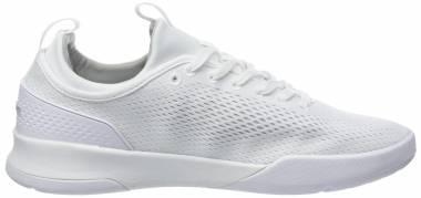 Lacoste LT Spirit 2.0 - White Silver