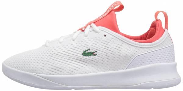 Lacoste LT Spirit 2.0 - White/Pink (735SPW0040B53)