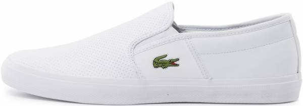 f464c3541dd9de 14 Reasons to NOT to Buy Lacoste Gazon Leather Slip-On (Apr 2019 ...