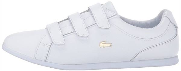 Lacoste Rey Strap Leather Trainers lacoste-rey-strap-leather-trainers-0afa
