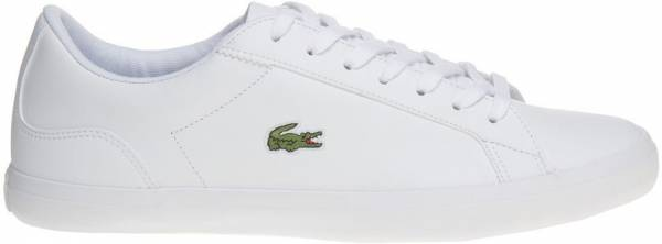 Lacoste Lerond Leather - White (733CAM1032001)