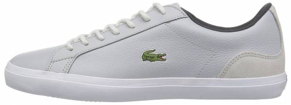 Lacoste Lerond Leather Gray