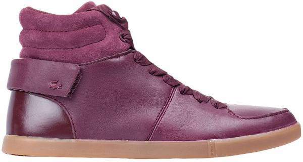 bc2cb4db9 7 Reasons to NOT to Buy Lacoste High-top Leather and Suedette Corlu ...