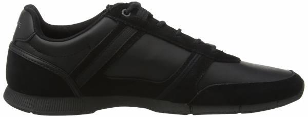 Lacoste Menerva Leather  - Black (735CAM007802H)