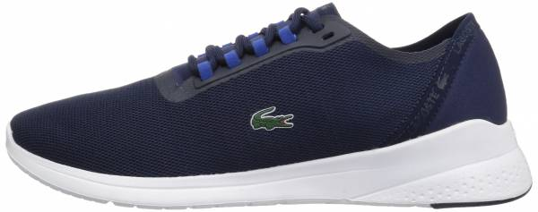 Lacoste LT Fit Textile Trainer Blue