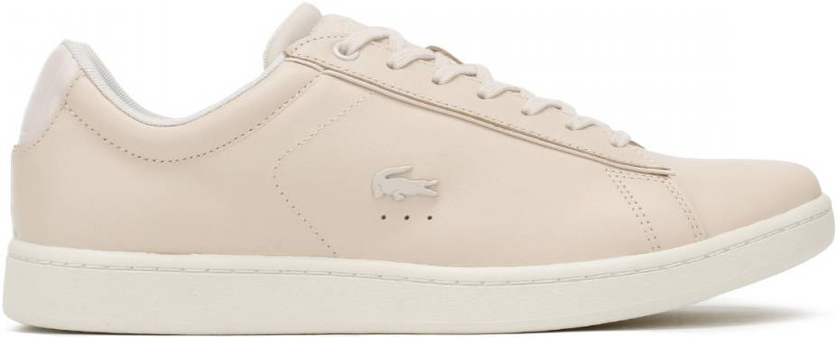 lacoste carnaby evo rose gold