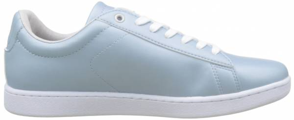 Lacoste Carnaby Evo Trainers Blue