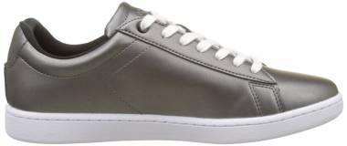 Lacoste Carnaby Evo Trainers Black (Blk) Men