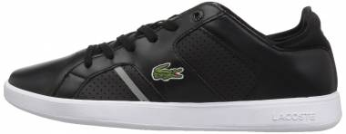 Lacoste Novas CT Leather - Schwarz Blk Gry (735SPM0038231)
