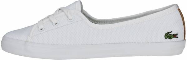 d9d82178a Lacoste Ziane Chunky Canvas Trainers lacoste-ziane-chunky-canvas-trainers -8559