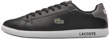 Lacoste Graduate LCR3 - Grey leather