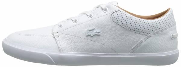 Lacoste Bayliss Sneaker - White/White