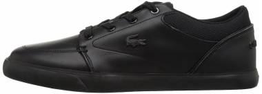 Lacoste Bayliss Sneaker Black/Grey Leather Men