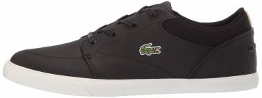Lacoste Bayliss Sneaker - Black/Off White
