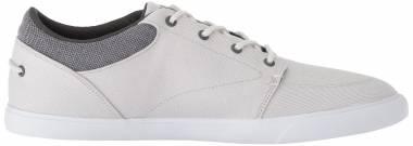 Lacoste Bayliss Sneaker - Grey Canvas