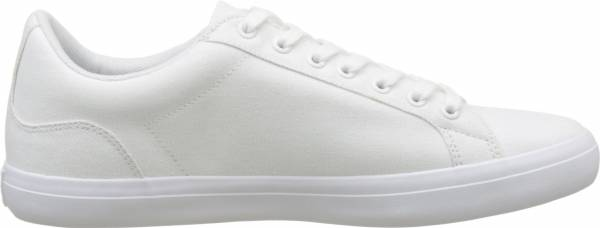 Lacoste Lerond Canvas - White (733CAM1033001)