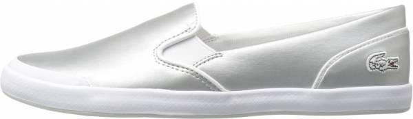 Lacoste Lancelle Slip-On Light Grey