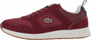 Lacoste Joggeur - Dark Red/Navy