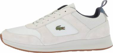 Lacoste Joggeur - Off White/Dark Blue (736SPM00231Y4)