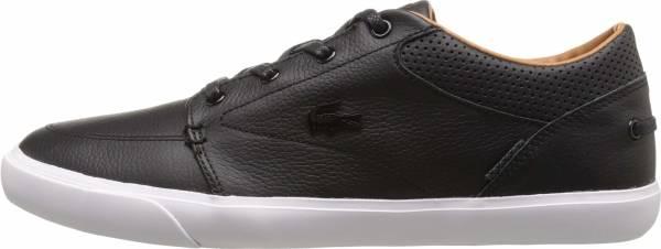 Lacoste Bayliss Vulc PRM - Black on Black (730SPM003502H)