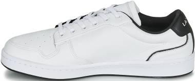 Lacoste Masters Cup - White/Black (39SMA0065147)