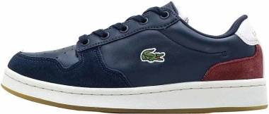 Lacoste Masters Cup - Blue Nvy Off Wht Dk Red Nod (38SFA0044NOD)