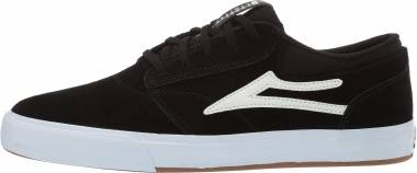 Lakai Griffin - Black Suede