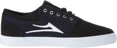 Lakai Griffin - Black/Navy (2180227BLACK)