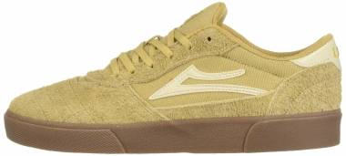 Lakai Cambridge - Tan/Cream Suede