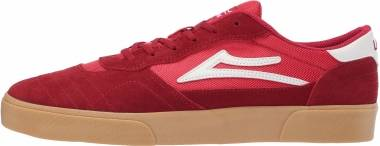 Lakai Cambridge - Red/Gum Suede (1190252CBRDG)
