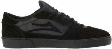 Lakai Cambridge - Black Black Suede
