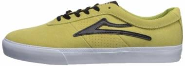 Lakai Sheffield - Dusty Yellow/Black Suede
