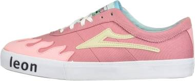 Lakai Sheffield - Pink Canvas (2180101650)