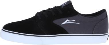 Lakai Fura - Black/Grey Suede (1160230000)