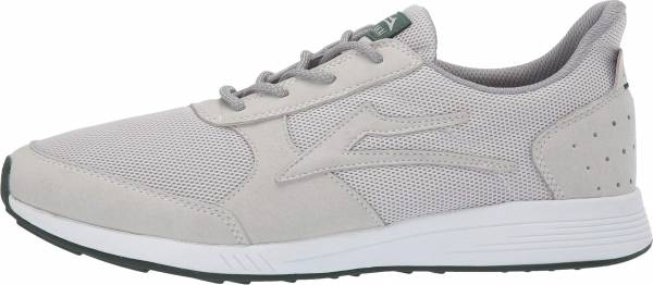 Lakai Evo - Light Grey Mesh