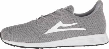 Lakai Evo - Grey/White Knit (4180250GRWHK)
