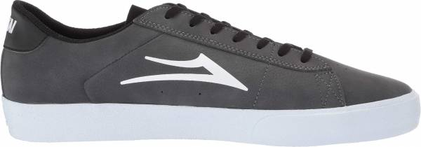 Lakai Newport - Charcoal Synthetic Nubuck