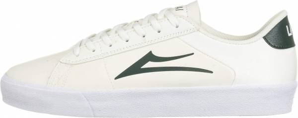 Lakai Newport - White Pine Leather