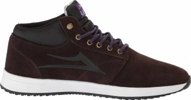 Lakai Griffin Mid - Chocolate Suede (3180235200)