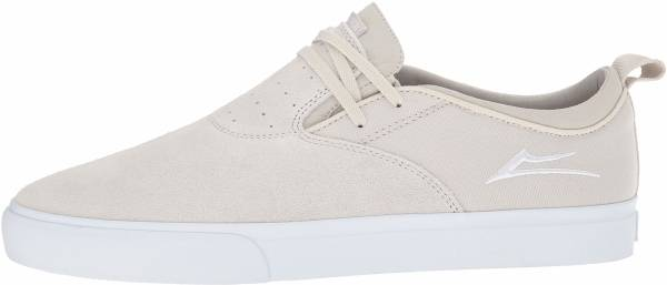 Lakai Riley Hawk 2 - White Suede