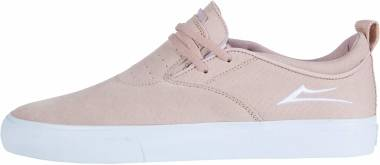 Lakai Riley Hawk 2 - Black Suede (1200091ROSES)