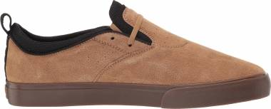 Lakai Riley Hawk 2 - Tobacco Synthetic Nubuck (1190091TBSYN)